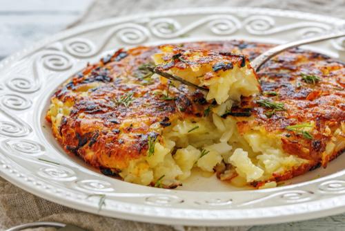 רושטי - לביבת תפוחי אדמה