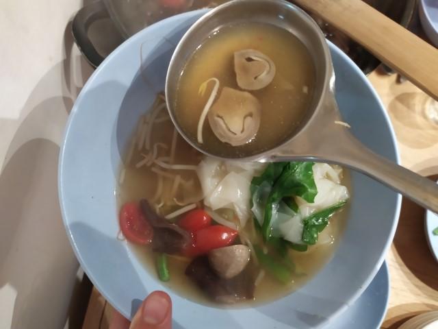 מרק תאילנדי