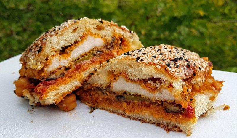שניצל מיארה - הסנדוויץ' הכי מצולם באינסטגרם