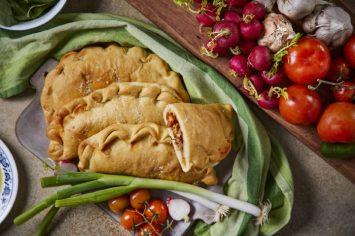 מתכון מנצח: קלצונה מוצרלה ופטריות של אינס ינאי