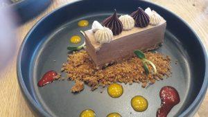 קינוחים מענגים במסעדת ערמונים צילום: אריאלה אפללו
