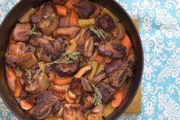 מה מכינים לארוחת השבת? אסאדו ביין לבן