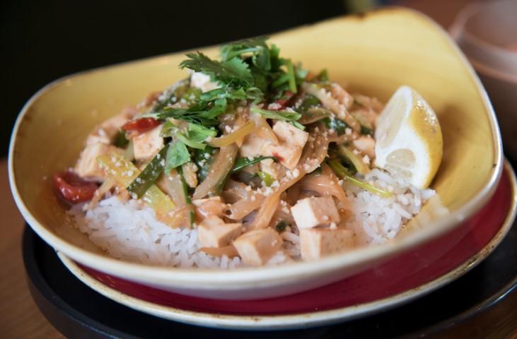 נסיכה אסייאתית: מסעדת טאיה צילום: רוני נחמד