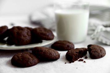 עוגיות שוקולד חלומיות של שרית נובק