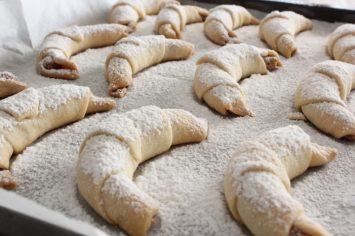 עוגיות בצק פריך של סבתא ננה, ביס של געגוע