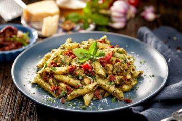 פסטה קרבונרה צמחונית זו לא מילה גסה! הלהיט הבא במטבח