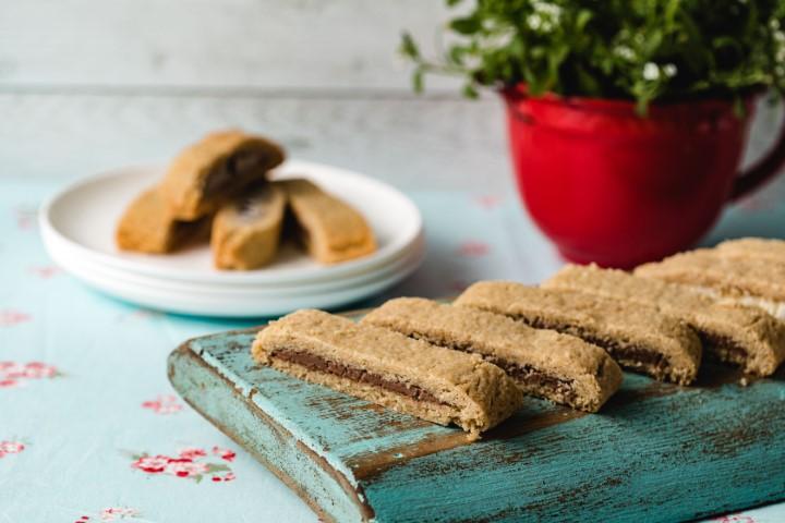 עוגיות סטייל קרמוגית לעצלנים (צילום: שניר גואטה)