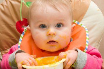 למי קראת תינוק? מרק ירקות טחון לגדולים ולקטנטנים
