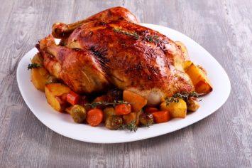 ארוחה שלמה, טעימה, מזינה וזולה או בשתי מילים: עוף בגריל!