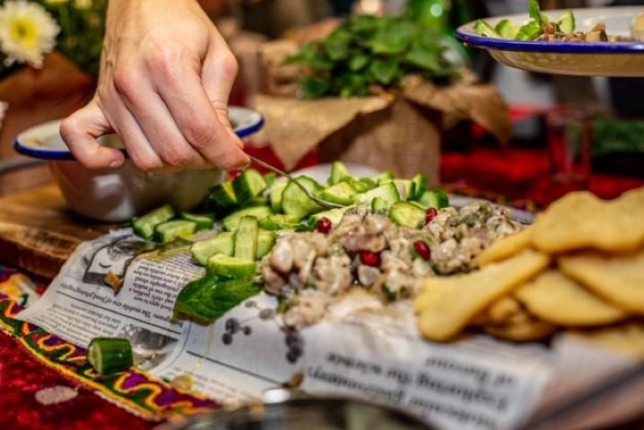 שידוך בין המטבח הערבי לאשכנזי