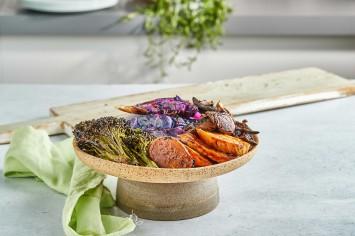 אנטיפסטי ירקות במשרה טריאקי