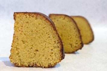 העוגה שתעשה אתכם בריאים: עוגת ג'ינג'ר, דבש ולימון