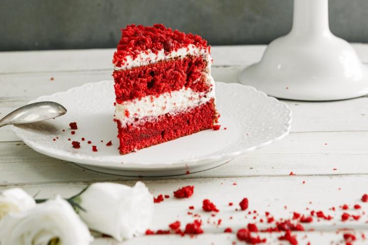 עוגת קטיפה אדומה. צילום: שניר גואטה
