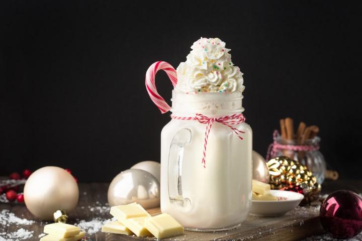 משקה שוקולד לבן