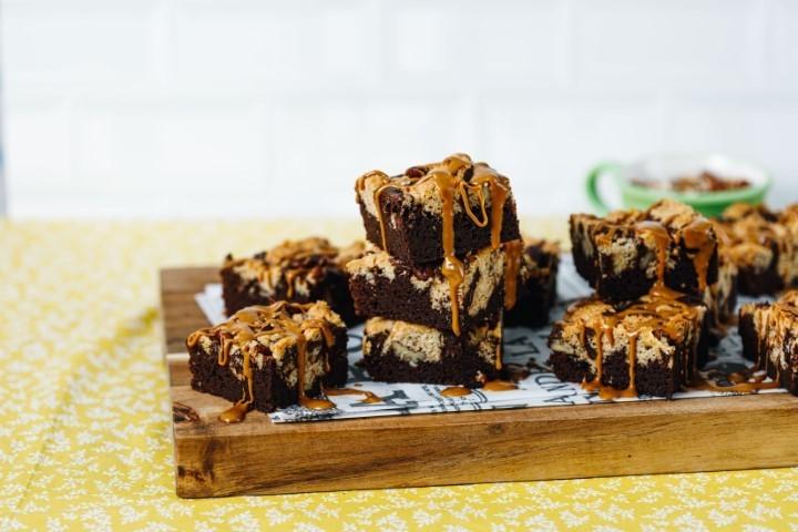 בראוניז שוקולד צ׳יפס. צילום: שניר גואטה