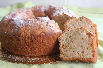 יהודית מורחיים מגישה: עוגת תפוחים בחושה ומתוקה