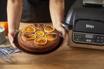 עוגת תפוזים בלי ללכלך כלים