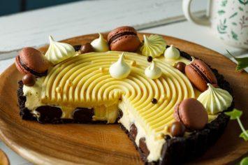 טארט שוקולד ומנגו של מיס פטל!