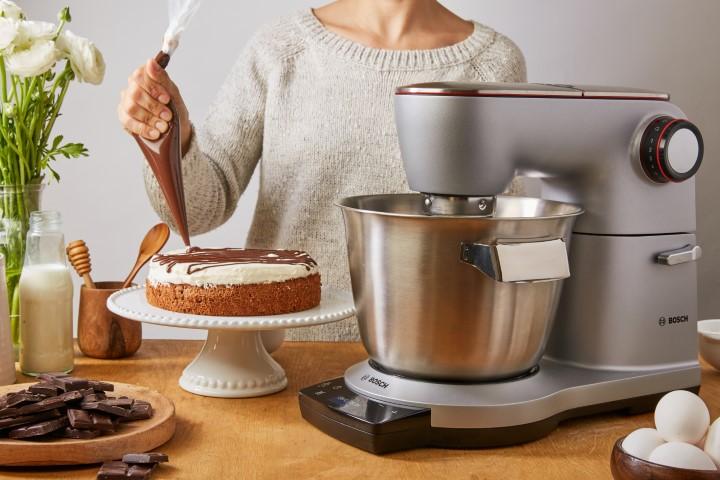 עוגת שוקולד ללא גלוטן בוש