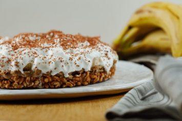 פאי תמרים, בננות ושוקולד של מיקי שמו