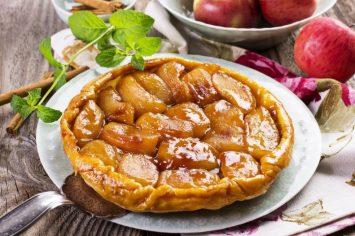 טארט טאטן - מתוקים ותפוחים הם סוג של נחמה
