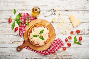 איי קרמבה! עוגת פיצה מטורטייה