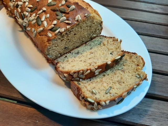 לחם בננות מהיר. צילום: אלכס ולינוי