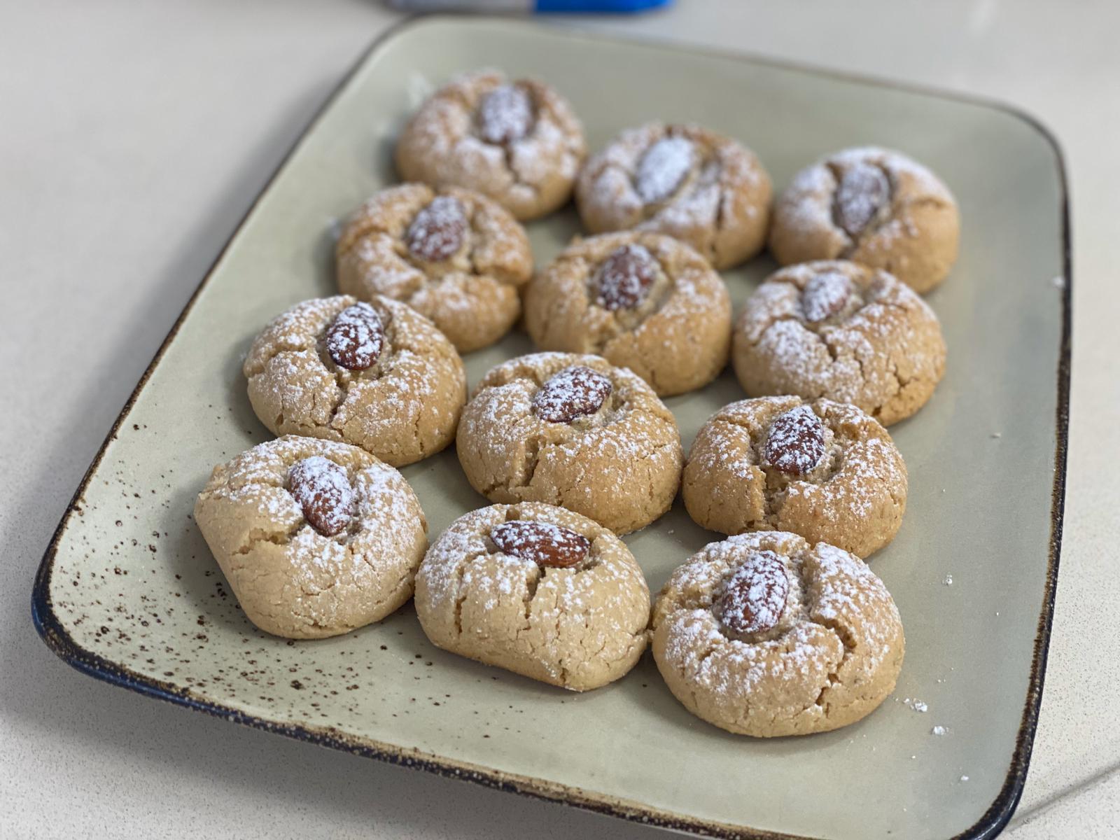 עוגיות טחינה. צילום: דניאל עמית