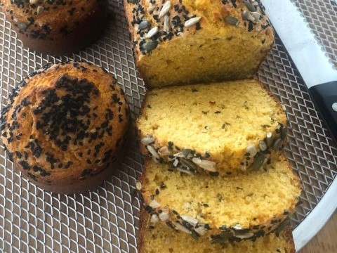 לחם תירס (צילום: ג'אנה חן)