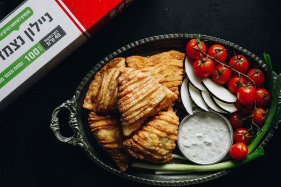 מועג'נאת מקלייה במילוי תפוחי אדמה וביצה קשה. צילום: שניר גוואטה