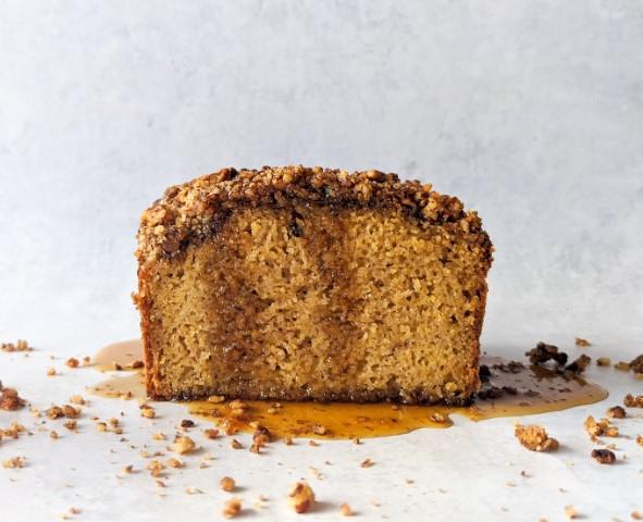 עוגת מייפל ופקאן. צילום: אסי רוז