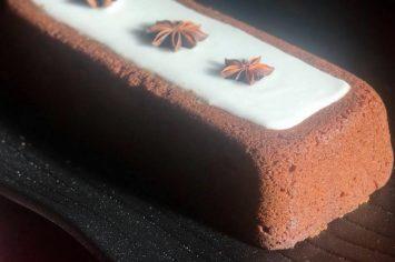 מחווה לריחות וטעמים של שנות השמונים עוגת מרוקו תבלינים