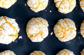 המתכון ששבר את הרשת! עוגיות לימונצ'לו שמנת של ליאור שרף