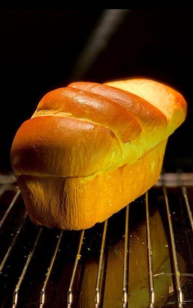 הוקאידו - לחם ספוג יפני. צילום: ליאור שרף