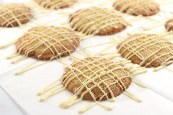העולם נגנב מהעוגיות האלה: עוגיות תפוזים ושוקולד לבן!