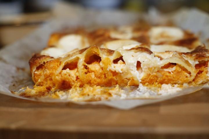 קנלוני גבינות - ביס