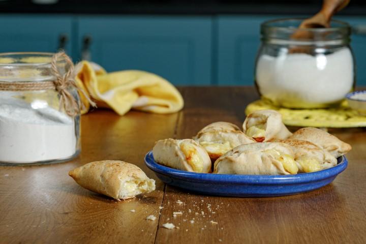 סמבוסק גבינה עירקי. צילום: שניר גואטה
