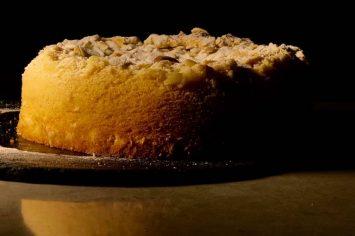 כמו בקרואסון רק בעוגת גבינה: עוגת ריקוטה ושקדים!