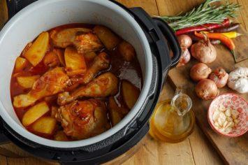 כמו של אימא: סופריטו עוף עם תפוחי אדמה!