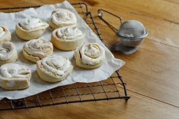 עוגיות שושנים במיקסר אחד!