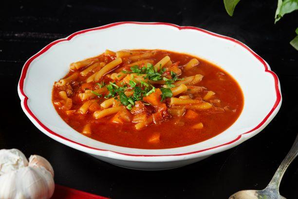 מרק עגבניות. צילום: שניר גואטה
