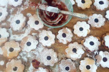 האימא של כל העוגיות - עוגיות ריבה קלות להכנה!