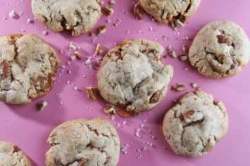 הממכרות החדשות של אייל רווח - עוגיות פקאן קרמל