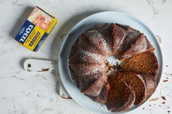 דבש הכל דבש! עוגת דבש כמו שצריך