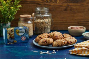 מכניסים לגרנולה קצת עוגיות: עוגיות גרנולה מוש!