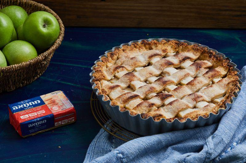 פאי תפוחים אמריקאי. צילום: שניר גואטה