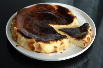 עוגת גבינה באסקית – העוגה של שמעון ודורון מ-MKR