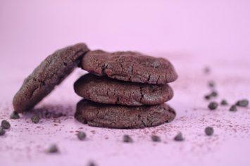 עוגיות שוקולד-שוקולד-שוקולד. כבר אמרנו שוקולד?