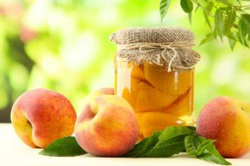 רעיון למתנה לראש השנה - אפרסקים משומרים מלאים בטעם הקיץ