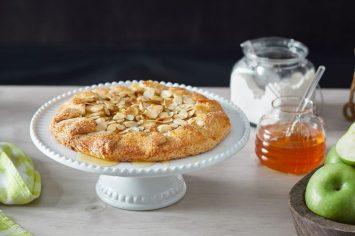 שנהיה לגלאט ולא לפאי: גלאט תפוחים בדבש!